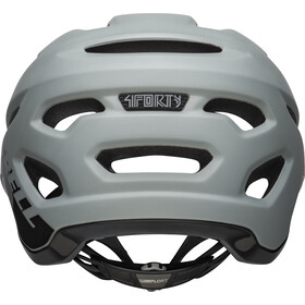 Bell 4Forty Helm matte/gloss gray/black